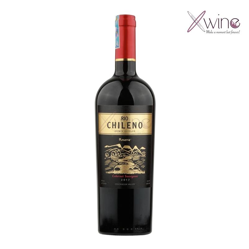 Rượu vang Rio Chileno Reserva