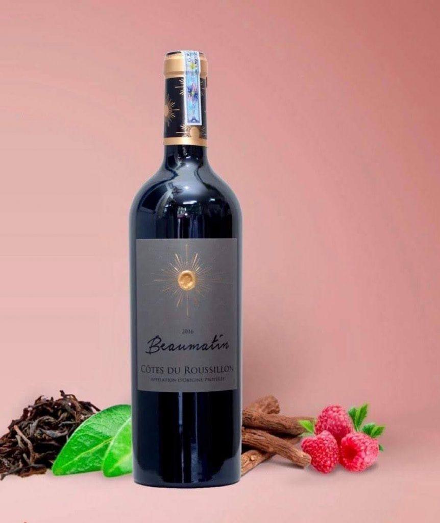 Rượu Vang Beaumatin Côtes Du Roussillon