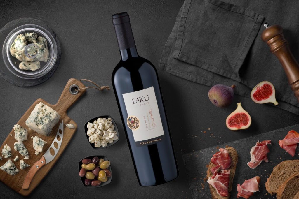 Rượu Vang LAKU The Final Blend Premium
