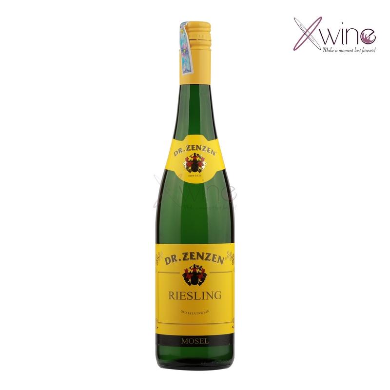 Rượu Vang DR.ZENZEN Riesling Mosel