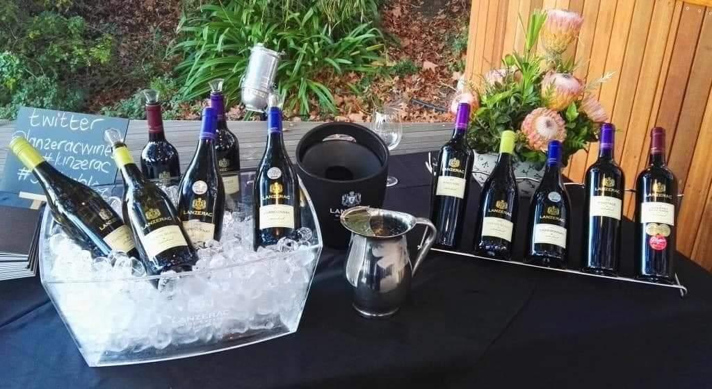 Rượu Vang Nam Phi Lanzerac Syrah
