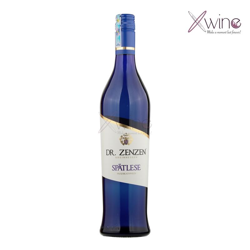 Rượu Vang Đức DR.Zenzen Spatlese