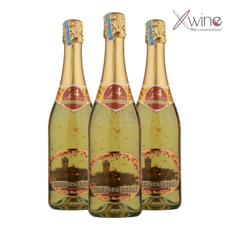 Sparkling wine Xwine