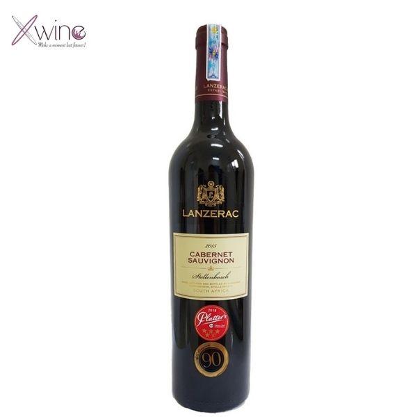 Rượu Vang Nam Phi Lanzerac Cabernet Sauvignon